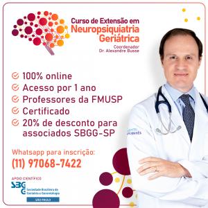 Curso Extensão em Neuropsiquiatria Geriátrica